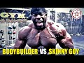 Bodybuilders vs Skinny Guys | Who Punches Harder & Fights Better? [Can Bodybuilders Fight]