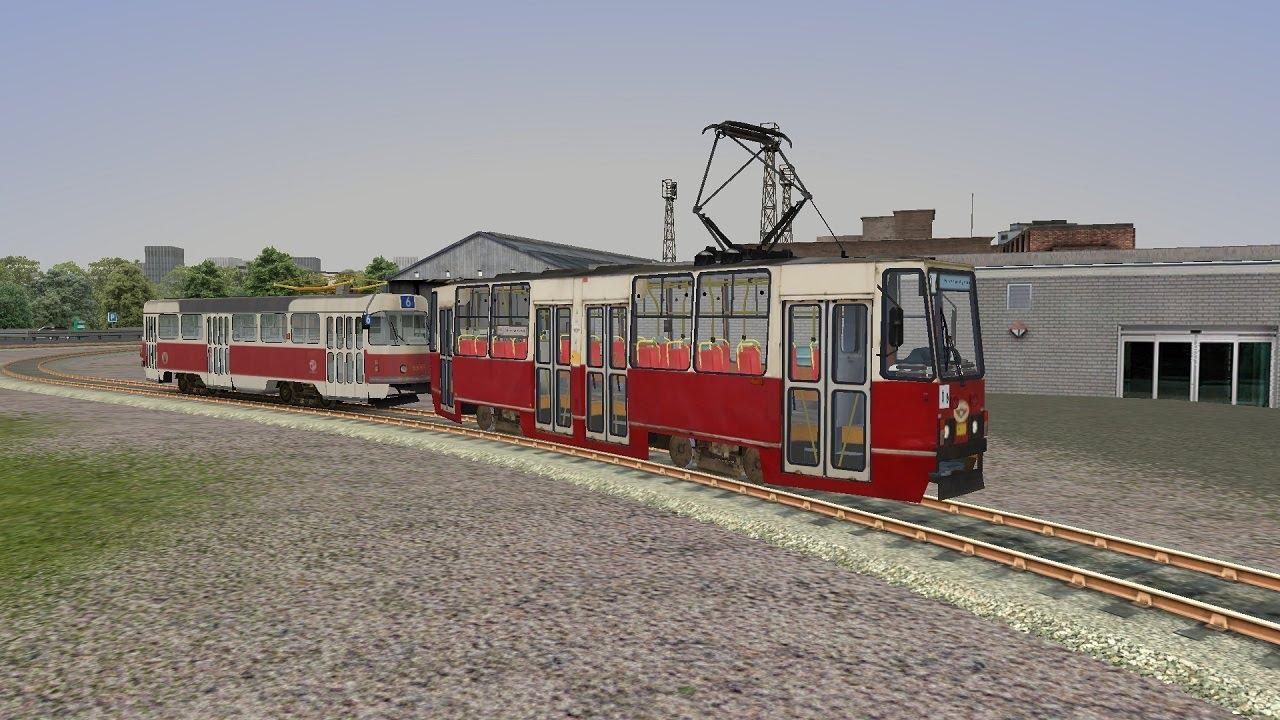 Скачать мини симулятор трамвая