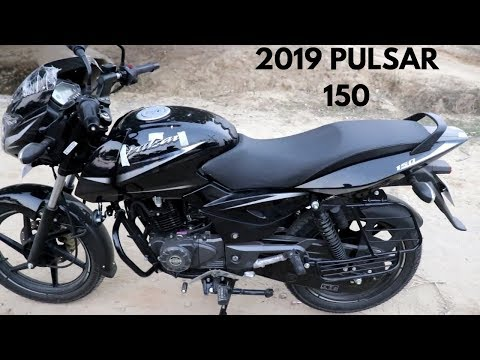New 2019 bajaj pulsar 150 (chrome black) Feature, updates, price, all detailed review