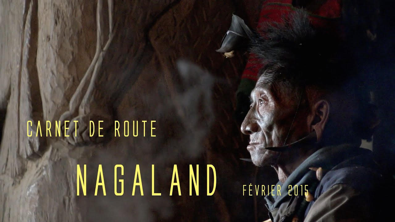 NAGALAND (Inde): CARNET DE VOYAGE et DOCUMENTAIRE/ reportage ( travel & documentary)