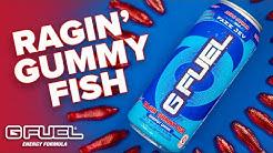 G FUEL Ragin' Gummy Fish - In a Can!