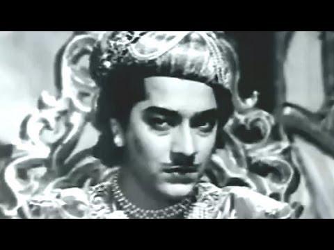 Jag Dard E Ishq Jag - Hemant Kumar, Lata Mangeshkar, Anarkali Song