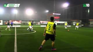 Osmangazi SK - Lionteam FC / İZMİR / iddaa Rakipbul Ligi 2015 Kapanış Sezonu