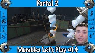 Portal 2 - White Goop! - Mumbles Let