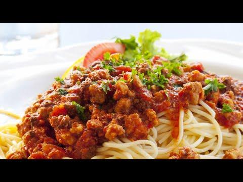 Salsa bolognesa, la auténtica salsa boloñesa italiana para pasta
