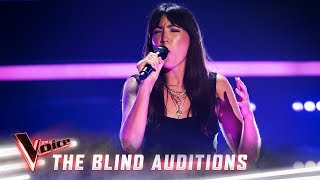 The Blind Auditions: Kristie Mercer sings 'Nothing Breaks Like A Heart' | The Voice Australia 2019 Video
