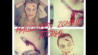 Halloween zombie!! Thumbnail