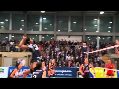 Volleyball Champions League  Voléro Zürich   Vakifbank Istan