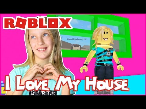 I Love My Fabulous House / Roblox High School