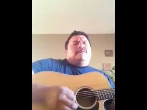 Gabe Collins Trace Adkins-Rest Of Mine  cover