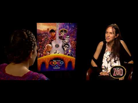 Natalia LaFourcade on Her Participation on Disney Pixar's New Animated Movie Coco | ONE TAKE