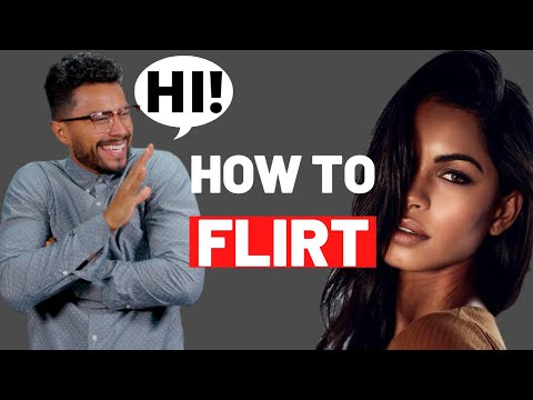 How To Flirt With Girls As An Introvert (And GET MORE Girls!)
