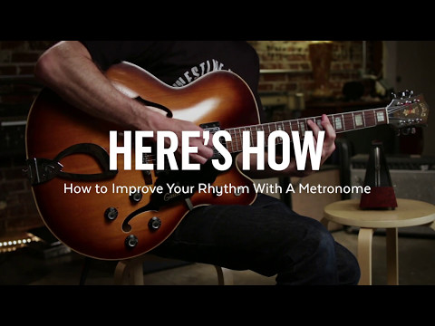Here's How: How to Improve Your Rhythm With a Metronome