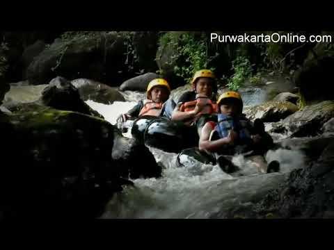 Siap-siap arung jeram! Tahun 2020 BUMDes Wanasari buat wisata