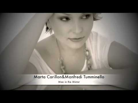 MAN IN THE MIRROR - Cover by Marta Carillon&Manfredi Tumminello