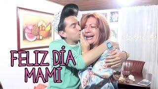 Le Regalo un Celular a mi Mamá y Esto Paso - VLOG #36