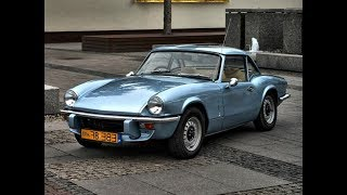 Triumph Spitfire - Bringing it back to life