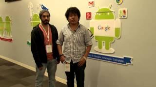 HotStreet te cuenta el proyecto desde el Googleplex (spanish)