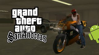 GTA San Andreas Android - Mod Usar Capacete na Moto [ MOD CLEO ]