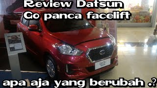Review Datsun Go Panca Facelift manual 5 speed 2018 Indonesia