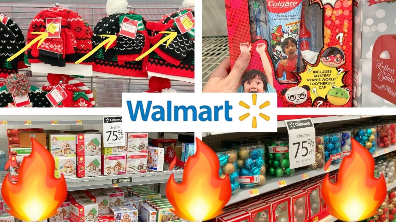 When Will Walgreens Christmas Clearance Be 75% Off January 2021 90 Off Clearance At Walgreens Get Ready For The Markdowns Youtube