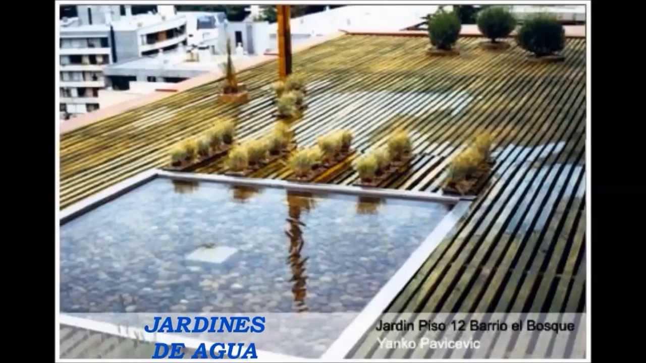 Jardines de agua yanko pavicevic bas video fvr youtube for Aspersor de agua para jardin