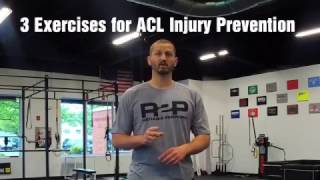 3 exercises for acl injury prevention