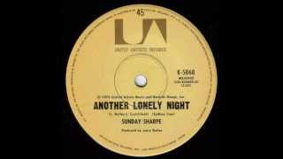 Sunday Sharpe - Another Lonely Night