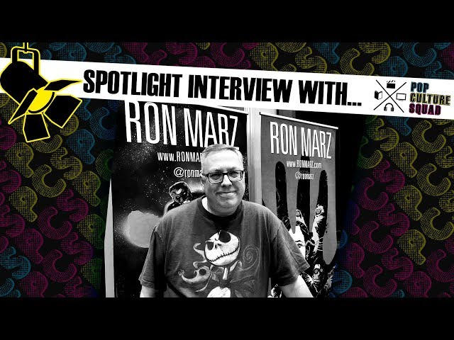 Ron Marz Interview with Ed Catto