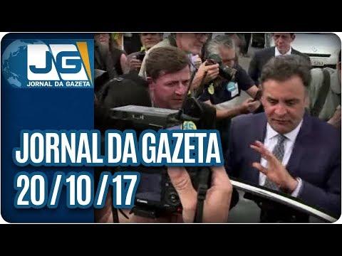 Jornal da Gazeta - 20/10/2017