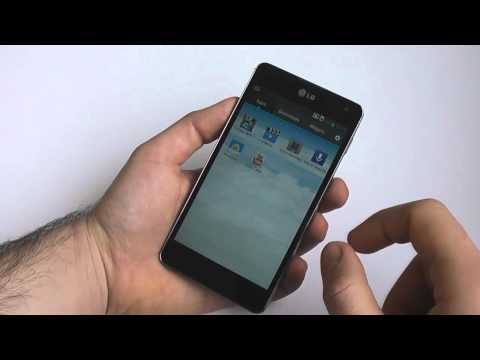 LG Optimus G - unboxing, design and UI walk-through