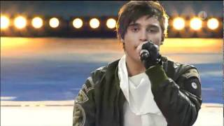 Eric Saade & J-Son - Hearts In The Air Live @ Sommarkrysset