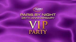 Paris By Night 128 : VIP Party