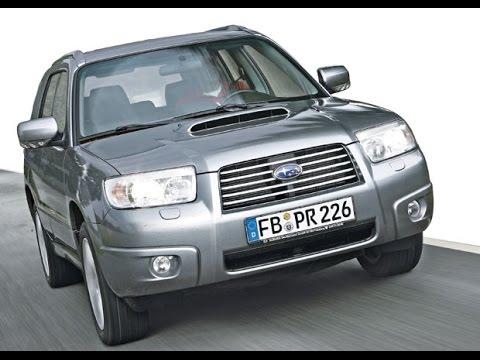 Мануал по ремонту Subaru Forester