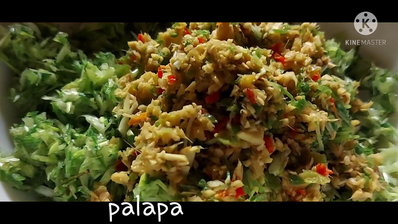 palapa and chicken piaparan first try