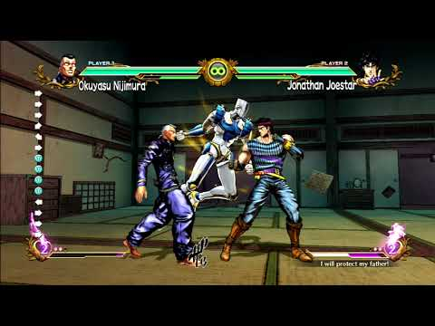 jjba-asb:-stand-users-throw,-gets-hit-and-gains-stand-invincibilty