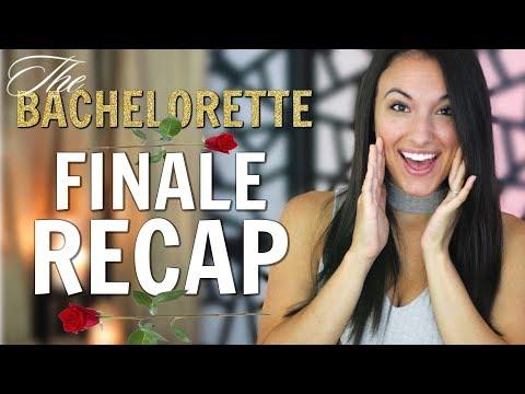 Bachelorette Hannah B Finale Recap