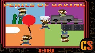 PERILS OF BAKING - PS4 REVIEW