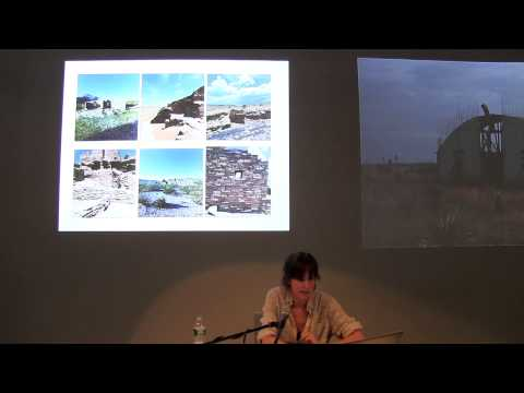 Artists on Artists Lecture Series - Erin Shirreff on Donald Judd
