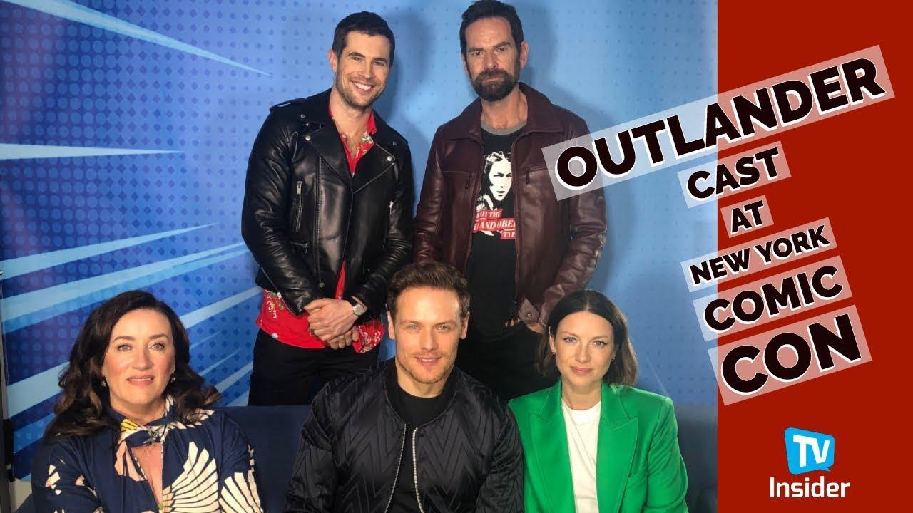 Outlander cast zijn ze dating