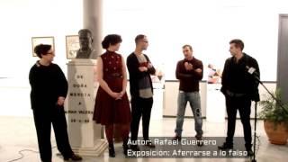 Rafael Guerrero y Alejandro Ginés inauguran exposiciones en DMencia 2015