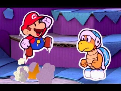 Paper Mario: Color Splash Walkthrough Part 12 - Lighthouse Island