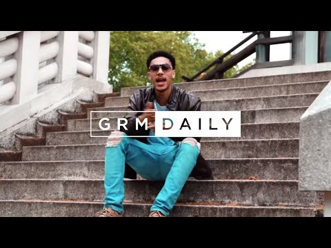 J.Mitchell - Grinding (Prod. By GHXST) [Music Video]   GRM Daily