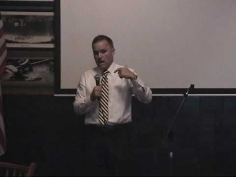 Westchester County Tea Party,  Phil Oliva presentation July 13, 2016
