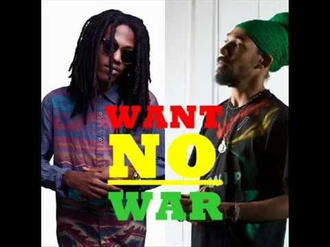 Yung JR ft. Cali P - Want No War