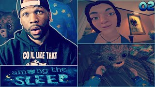 Among the Sleep Part 2 - Alone in the Dark (Scary Game)