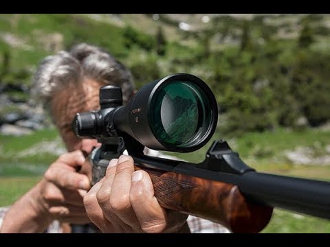 Top 5 Best Rifle Scope For Hunting ,Shooting And Tactical Uses 2020