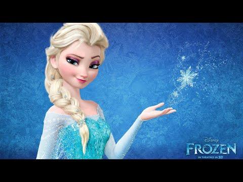 Frozen Elsa Buzlar Kraliçesi Boyama Youtube