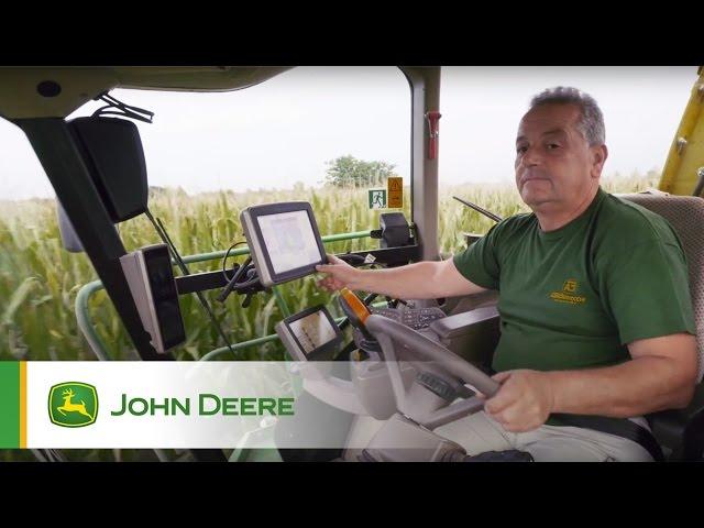 Trincia 8600i John Deere: la testimonianza di Massimo Danelli
