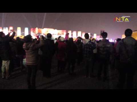 2015 Taiwan Lantern Festival - INTAI Traveling